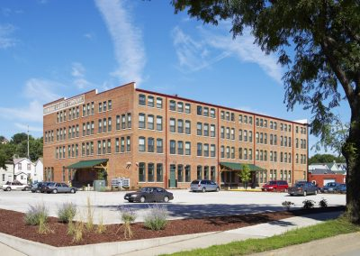 Dubuque Casket Company Building Rehabilitation