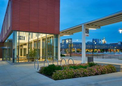 Dubuque Intermodal Transportation Center