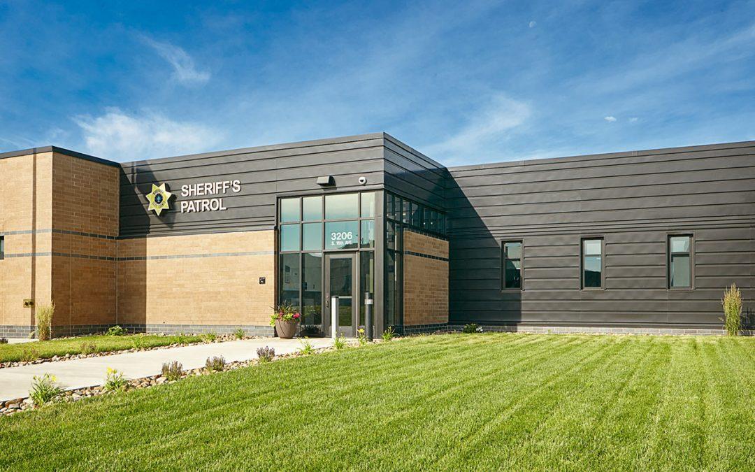 Scott County Iowa Sheriff Headquarters