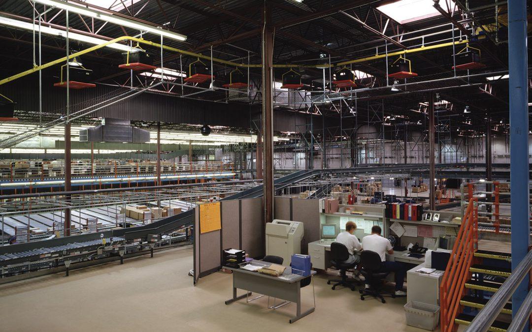Nordstrom Distribution Centers