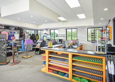Lacoma Golf Clubhouse