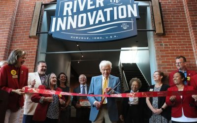 New River of Innovation Exhibit Opens at National Mississippi River Museum and Aquarium